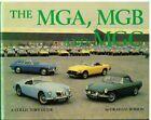 MG MGA MGB MGC COUPE & ROADSTER ( 1955 - 1977 ) DESIGN & PRODUCTION HISTORY BOOK
