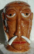 Mr Bali Hai Vintage Tiki Mug & Lid San Diego California