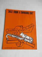 1967 JAZZ FROM A SWINGING ERA PROGRAMME EARL HINES BUD FREEMAN ROY ELDRIDGE