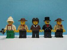 Lego ® System 5 Minifiguren aus Set 5988 Der Schatz des Pharaonentempels