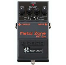 BOSS MT-2W METAL ZONE WAZA NEW Guitar Effects Pedal w/ FREE PICK