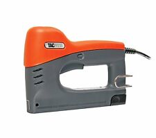 TACWISE 140EL ELECTRIC STAPLE TACKER/NAILER - TAKES 15mm BRADS & 6-14mm STAPLES