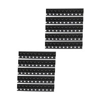 100Pcs 0.5A/25V SOT-23 SMD PNP Transistor Rectifier Switching Schottky Diode