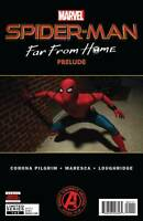 Spider-Man Far From Home Prelude #1 Marvel Comic 1st Print 2019 Movie Cover NM