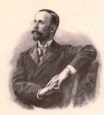 Portrait Guillaume Dubufe Peintre Peinture