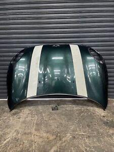 MINI R56 R55 Cooper One Front Bonnet Green