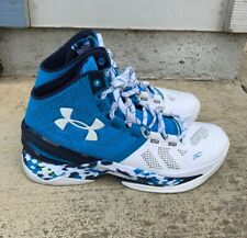 Under Armour Curry 2 Haight Street Size Men's 10 US