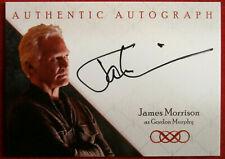 REVENGE - JAMES MORRISON as Gordon Murphy - AUTOGRAPH CARD A7 - Cryptozoic 2013