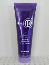 Its a 10 Silk Express MIRACLE INTENSIVE HAND CREAM 4 oz (063)