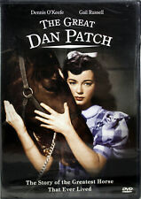 The Great Dan Patch NEW DVD Drama Story Of The Greatest Horse That Ever Lived