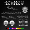 JAGUAR Jag Decals Graphics Wrap Stickers Logo A4 Sheet Pack XE XF XJ E F Type