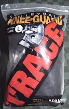 TRACE VOLLEYBALL BASKETBALL KNEE GUARDS BUILT-IN SIDE WINGS BY ADAMS BLACK NEW