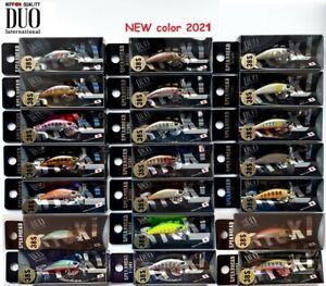 DUO Spearhead Ryuki 38S Japan Wobbler, Fishing, Bait, Trout, Predators New