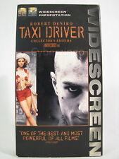 Taxi Driver Robert De Niro Jody Foster Cybill Shepard Harvey Keitel Vhs Tape