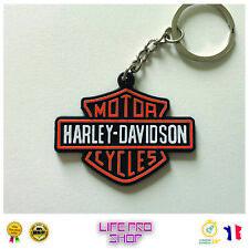 Porte-clé HARLEY DAVIDSON - Moto, Voiture, Bateau - Envoi 24H