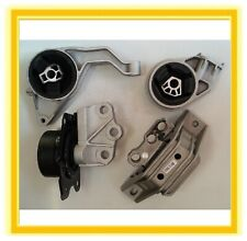 Motor Mounts For 2013-2015 Chevrolet Malibu 2.5L L4 Auto Engine & Trans 4pcs 14