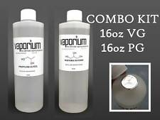 Combo Pack VEGETABLE GLYCERIN & PROPYLENE GLYCOL 16oz