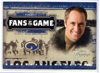 RICK REILLY 2005 Playoff Prestige Fans of the Game #1 ($.50 SHIPPING)