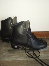 Riedell 133 Size 10 Mens Black Skate Sapphire Blade Great condition