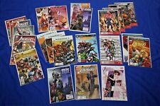 The Avengers Lot of 23 Modern Age Comics The Initiative #1 Thanos Key Ultimate