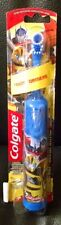 COLGATE TRANSFORMER BATTERY TOOTHBRUSH KIDS EXRA SOFT BLUE
