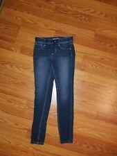Tommy Bahama Pull-on Blue Denim Soft Knit Legging Jeggings Girl's Size 10