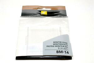 Nikon BM-14 LCD-Protector / Monitor Cover für D600 D610 (NEU/OVP)
