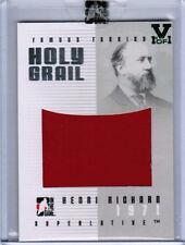 14/15 ITG SUPERLATIVE VAULT HENRI RICHARD JERSEY EMERALD 1/1 MONTREAL CANADIENS