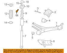 AUDI OEM 12-18 A6 Quattro Rear Suspension-Shock Mount Bolt N91066101