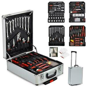 *Sale* 799 PCS Tool Set Mechanics Tool Kit Wrenches Socket w/ Trolley Case