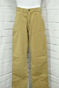 Carhartt Washed Twill Relaxed Fit Work Pants, Men's Size 30x34, Dark Khaki NWT
