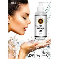 JAPANES NURU Massage Gel 150 ml Body to Body Massagegel Körper zu Körper Massage