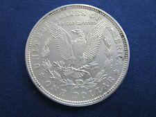 1921  USA Morgan Silver Dollar  aEF