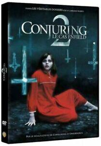 DVD - CONJURING 2 > LE CAS ENFIELD / VERA FARMIGA, PATRICK WILSON, WARNER