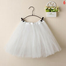 Summer Women Adult Teens Organza Dancewear Tutu Ballet Princess Party Skirt