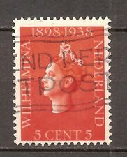Nederland - 1938 - NVPH 311 - Gebruikt - SM293
