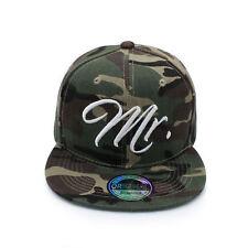 Cappy Military Snapback Cap Kappe Mütze Soldat Basecap Militär Camoflage Mister