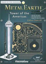Fascinations Metal Earth 3D Laser Cut Steel Model Kit - TX Tower of the Americas