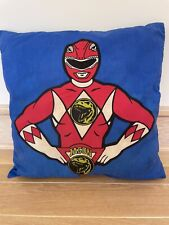 Vintage Mighty Morphin Power Rangers 18? ?Jason? Throw Pillow