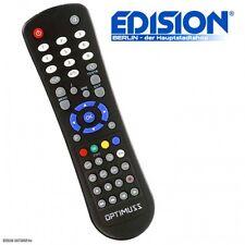 Original Fernbedienung für die Edision Optimuss Underline Reihe Sat 3in1 Remote