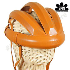 Vintage Cycling Bicycle Helmet Adult L'eroica Cycling Retro Urban Commuter Tan