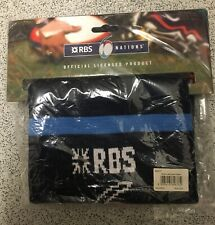 Rugby Six Nations Scarf BNWT