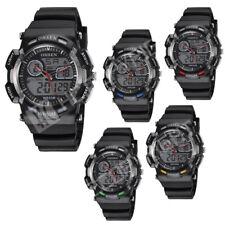 OHSEN Men Military Army Mens Watch Led Digital Sports Wristwatch Waterproof