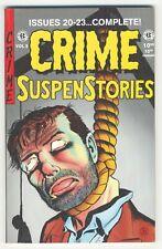 EC Annuals: CRIME SuspenStories #5