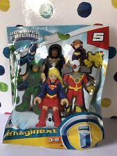 IMAGINEXT DC Super Friends Series 5 Unmasked Batgirl Blind Bag FIGURE New