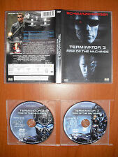 Terminator 3 - Rise of The Machines [2 DVD's] audio in: English, Česky, Polski