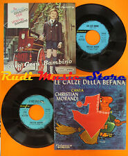 LP 45 7''CHRISTIAN MORANDI PIERO SOFFICI Caro gesu' bambino1962 italy cd mc dvd