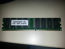Assorted 256MB DDR/400 RAM