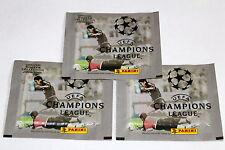 Panini CHAMPIONS LEAGUE 2000/2001 00/01 - 3 x TÜTE PACKET SOBRE POCHETTE MINT!