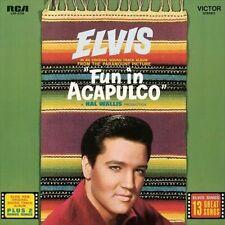 PRESLEY, ELVIS - FUN IN ACAPULCO / REMASTE NEW VINYL RECORD